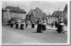 Alt Biberach ca. 1952