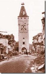 Ulmer Torstraße Zerstört