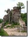 Wegelnburg obere Burg