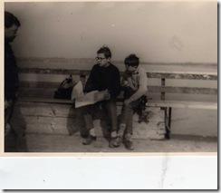 19.April 1962 Richard und Martin