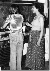 zwei Köchinnen