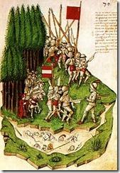 250px-Bendicht_Tschachtlan,_Die_Schlacht_am_Morgarten_(c._1470)